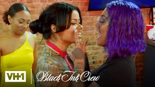 Ceaser Fires Miss Kitty, Newbies vs. OGs, Donna Gets Her Happy Ending Black Ink Crew Season 8 Recap
