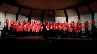 A new day - CCHS Choralaires 2015-10-01