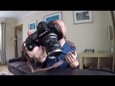 Leica SL 601 Voigtlander Nokton 35mm F1.2