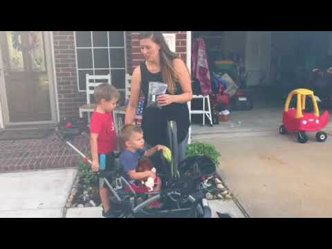 How To Use The Sit And Stand Double Stroller As A Triple