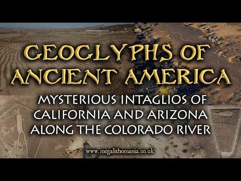 Geoglyphs of Ancient America | Mysterious Intaglios of California and Arizona | Megalithomania