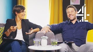 Timing In The Bedroom With Frankie & Wayne Bridge | Married To A Celebrity: The Survival Guide