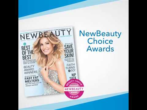 "CoolSculpting® wins New Beauty's ""Best Allover Fat Fighter"" 4 YEARS in a row!"