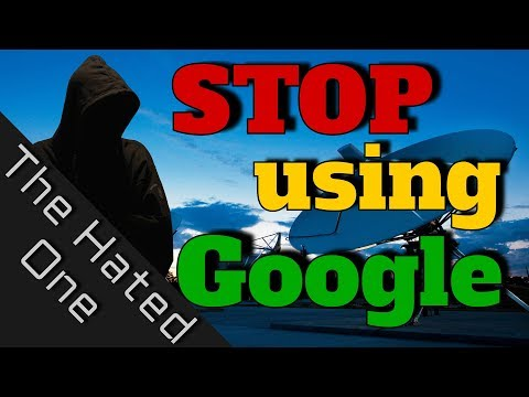 WHY YOU NEED TO STOP USING GOOGLE | How Google monopoly threatens everything | #don'tbeevil