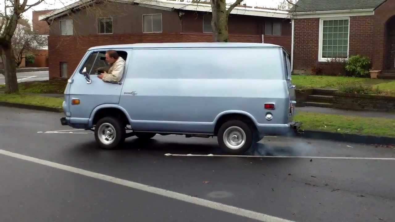 All Chevy 1978 chevy van for sale : Bobs Badass 1969 Chevy Van -1/1 - YouTube