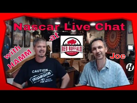 Michigan Race Nascar Live Chat With Hamm