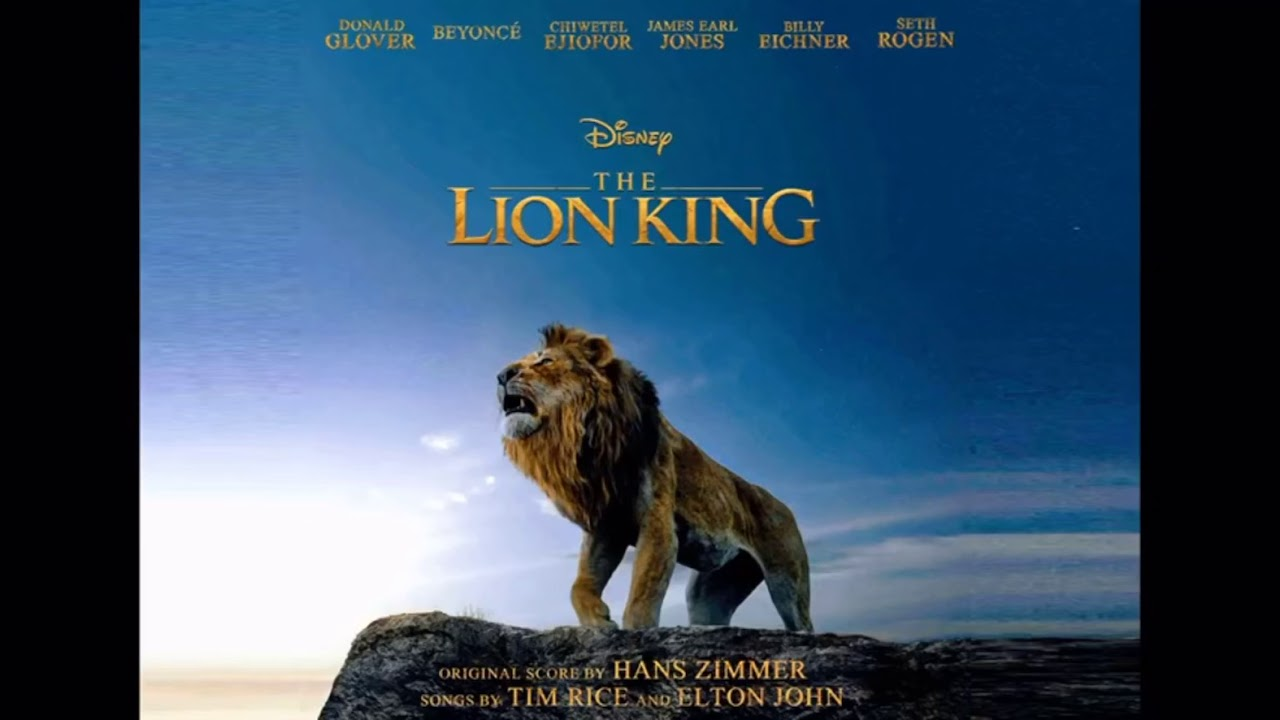 The Lion King 2019 Circle Of Life Audiosoundtrack