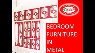 BEDROOM FURNITURE | MITTAL STEEL PRODUCTS