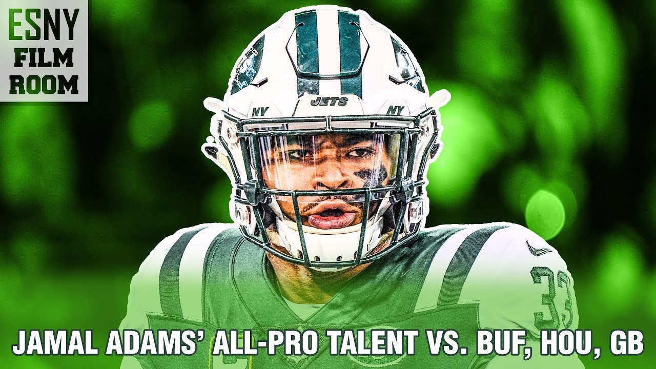 f0c1d587868 Jamal Adams is already the greatest safety in New York Jets history
