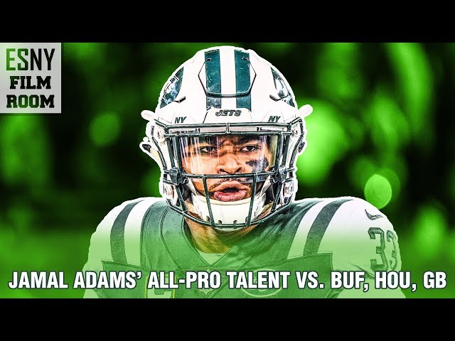 43e0a4f3049 Jamal Adams is already the greatest safety in New York Jets history