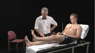 Repeat youtube video Neurological Examination of the Limbs - Demonstration