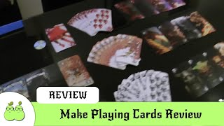 Make Playing Cards Review ( MakePlayingCards.com )