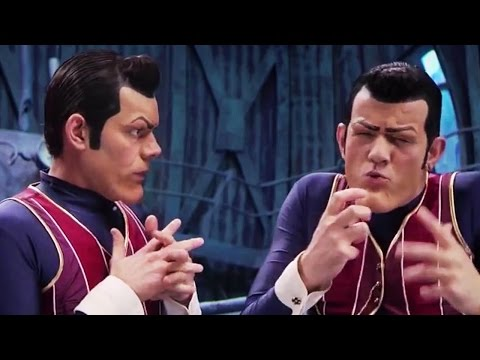 Lazy Town We Are Number One Full Episode with Music Video - Lyrics in Description!