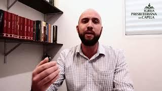 Devocional - Seminarista Lucas Cruz - 22/05/2020