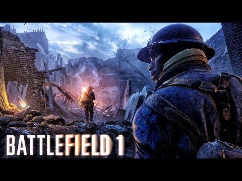 BATTLING YOUTUBE STARS ON NEW MAP NIVELLE NIGHTS! Battlefield 1 Multiplayer Gameplay Ep. 4