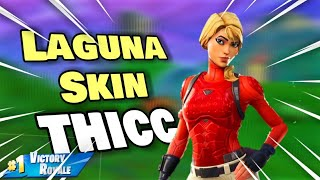 FORTNITE LAGUNA SKIN THICC