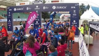 zurich Maratón Donostia/San Sebastián - Meta AEFAT