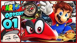 Marios neue Mütze - Super Mario Odyssey - Part 1
