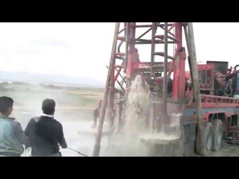 kaya sondaj sariyahşi bekdik jeotermal sicak su patlamasi