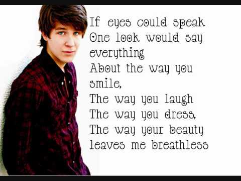 Devon Werkheiser - If Eyes Could Speak [Lyrics on Screen]