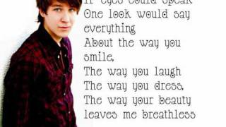 Devon Werkheiser - If Eyes Could Speak [Lyrics on Screen]