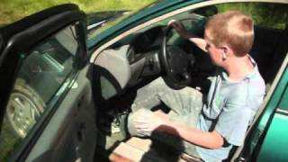 Tylers New Field Car  ( 1997 Ford Escort )
