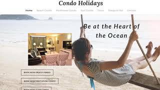 Condo Beach Holiday
