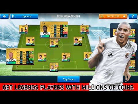 Get Legendary Players || Millions Of Free Coins In Dream League Soccer 2019 || Coins Glitch Fixed #1