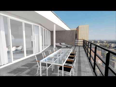 penthouse walkthrough ue4