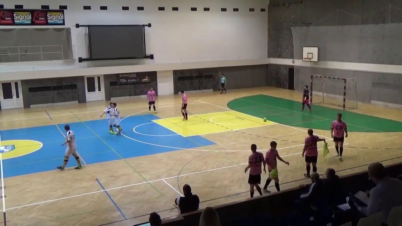 ecae50b6f98 FC MALIBU MLADÁ BOLESLAV - HERD HRADIŠTĚ 5 4 14.01.2018 - YouTube