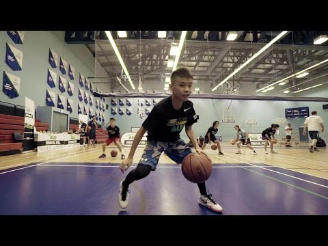 SCA Junior Basketball Camps Promo Video 2015