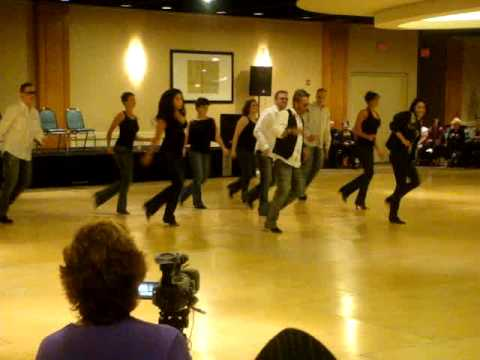 Windy City Line Dance Saturday Show 2009