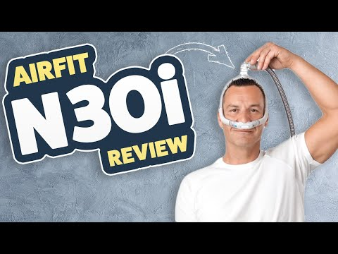 New! ResMed N30i Hybrid Mask Review! What You Need To Know!