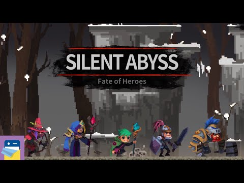 Silent Abyss - fate of heroes: iOS / Android Gameplay Walkthrough Part 1 (by LiMing Chen)