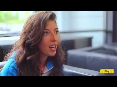 RunBlogRun Interviews Emma Bates @ adidas Boost Athletics Meeting Part 2