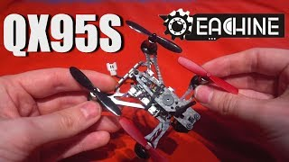 Download lagu Eachine QX95S Is There Still A Place For Brushed MP3
