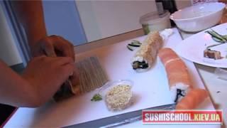 Кулинарная школа азиатской кухни www.sushischool.kiev.ua