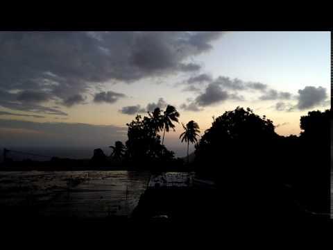 Comoros Rainy Weather Travel Tourism  - Time Lapse