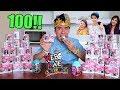 Video Abriendo 100 HUEVOS de LOS POLINESIOS y NO Encuentro A... - Juguetes vs Ami