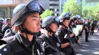 Anger and fear remain in aftermath of China riots