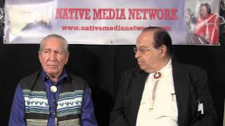 Oren Lyons, NCAI, Atlanta GA, October 29th, 2014