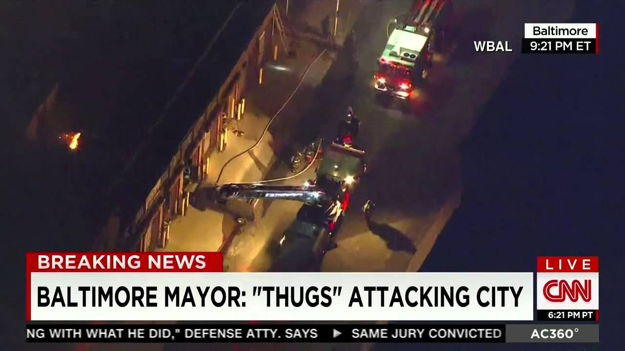 Jeffrey Toobin: We've Seen a 'Shocking Display of Incompetence by The City of Baltimore