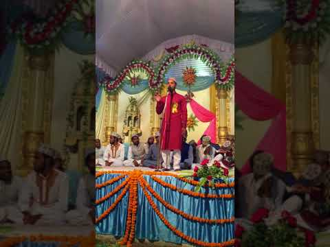 Takreer Shadab Raza Balrampuri