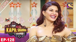 Jacqueline Fernandez Meets A Risky Admirer - The Kapil Sharma Show - 19th August, 2017