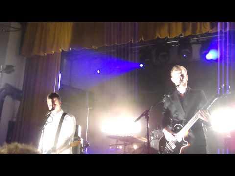White Lies - Peace & Quiet - York Hall, London - 22/10/10