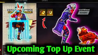 NEW TOP UP EVENT FREE FIRE || NEXT TOP UP EVENT FREE FIRE
