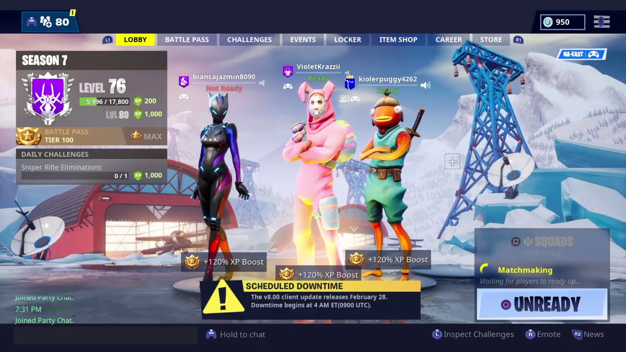 Building Destroyed AGAIN! Fortnite Event: Fortnite Daily Item Shop Review!!  February 27th Stream