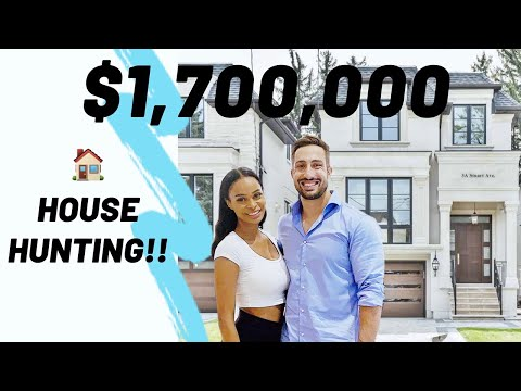 HOUSE HUNTING! |  Looking For Our First House | VLOG 2019