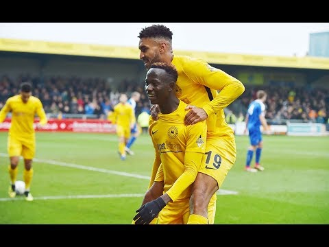 Official TUFC TV   Torquay United 4 - 1 Concord Rangers 17/11/18