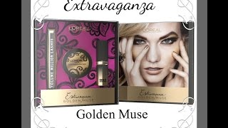 LORÈAL | Makeup tutorial | extravaganza golden muse | make up tutorial | beautyoverage Astrid